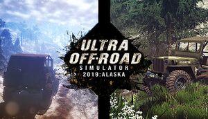 Ultra Off-Road Simulator 2019: Alaska cover