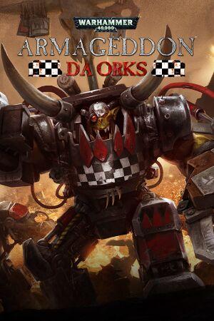 Warhammer 40,000: Armageddon - Da Orks cover