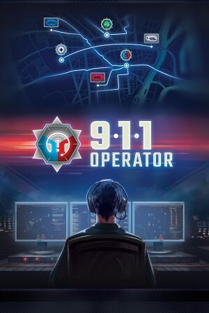 911 Operator cover