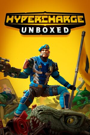 Hypercharge: Unboxed cover
