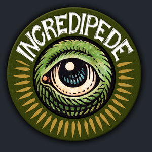 Incredipede cover