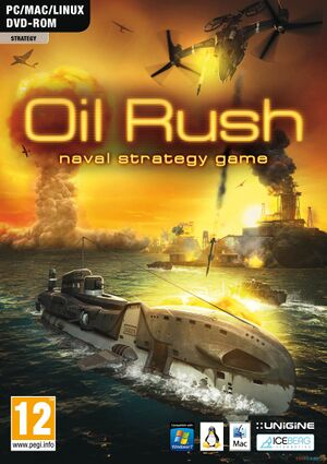 Oil Rush cover