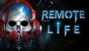 REMOTE LIFE cover