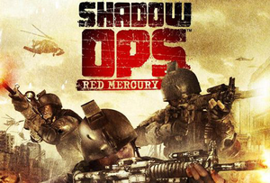 Shadow Ops: Red Mercury cover