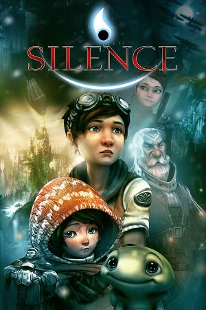 Silence - The Whispered World 2 cover