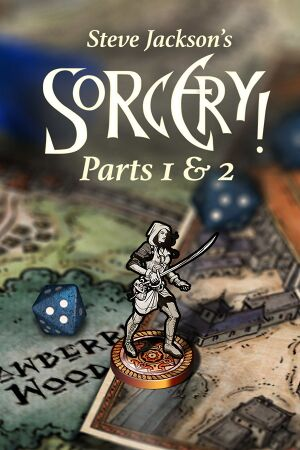 Sorcery! Parts 1 and 2 cover