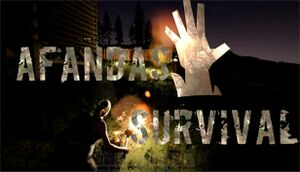 Afandas Survival cover