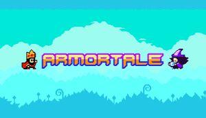 Armortale cover