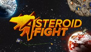 Asteroid Fight cover