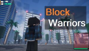 Block Warriors cover