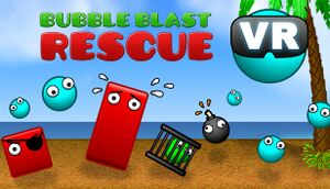 Bubble Blast Rescue VR cover