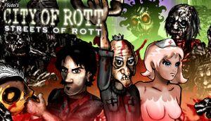 City of Rott: Streets of Rott cover