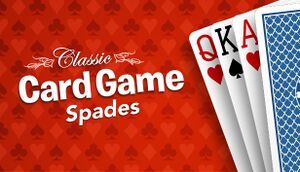 Classic Card Game Spades cover