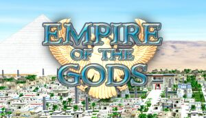 Empire of the Gods cover