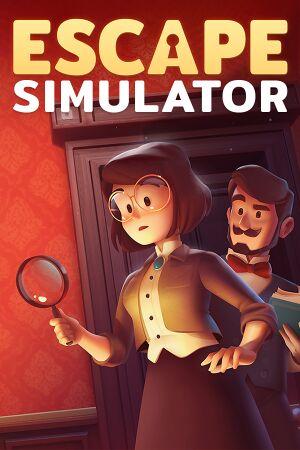 Escape Simulator cover