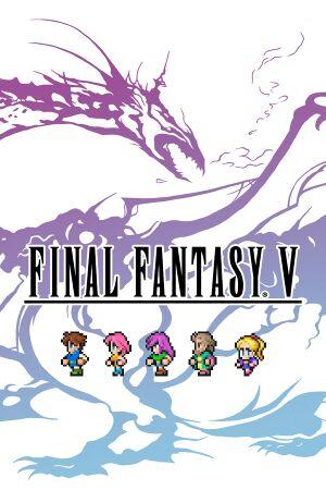 Final Fantasy V cover