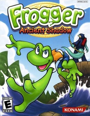 Frogger: Ancient Shadow cover