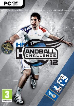 IHF Handball Challenge 12 cover