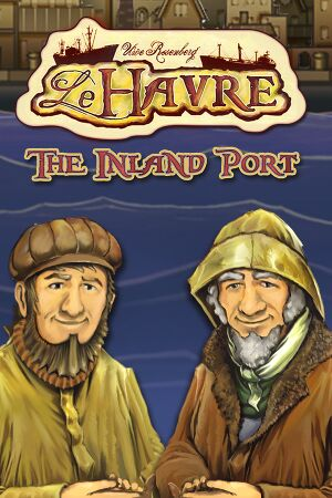 Le Havre: The Inland Port cover