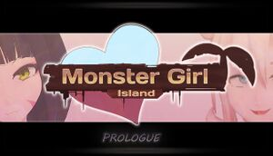 Monster Girl Island: Prologue cover