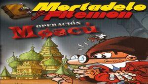 Mortadelo y Filemón: Operación Moscú cover
