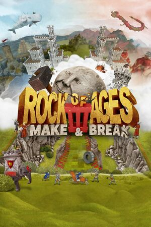 Rock of Ages 3: Make & Break cover
