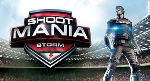 ShootMania: Storm cover