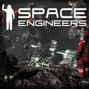 Space Engineers cover