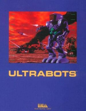 Ultrabots cover