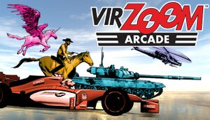 VirZOOM Arcade cover