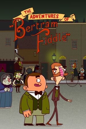 Adventures of Bertram Fiddle: Episode 1: A Dreadly Business cover