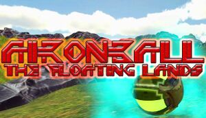 AironBall: The Floating Lands cover