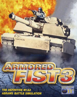 Armored Fist 3 cover