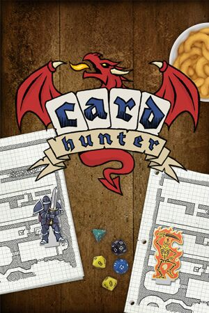 Card Hunter cover