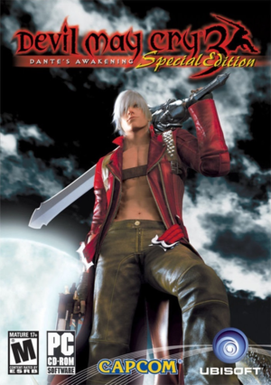 Devil May Cry 3: Special Edition cover