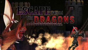 Escape From The Dragons cover