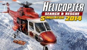 Helicopter Simulator 2014: Search and Rescue cover