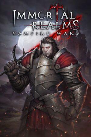 Immortal Realms: Vampire Wars cover