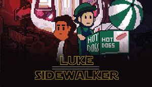 Luke Sidewalker cover