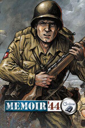 Memoir '44 Online cover