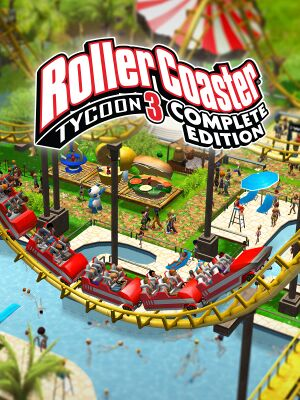 RollerCoaster Tycoon 3: Complete Edition cover