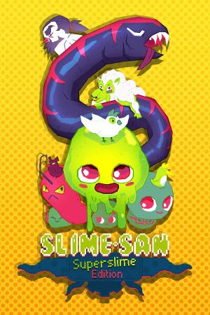 Slime-san cover