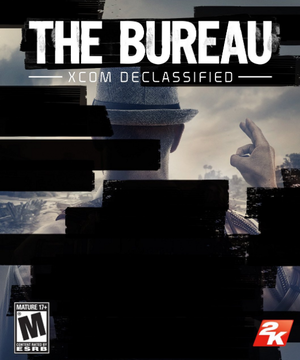 The Bureau: XCOM Declassified cover