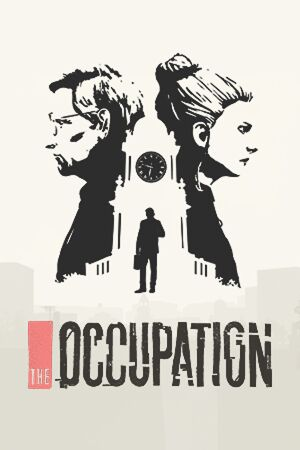 The Occupation cover