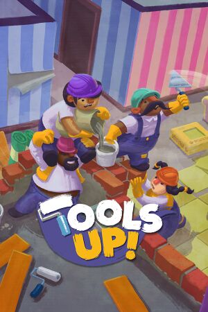 Tools Up! cover