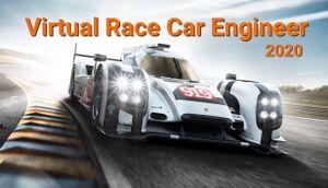 Virtual Race Car Engineer 2020 cover