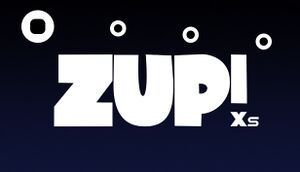 Zup! XS cover