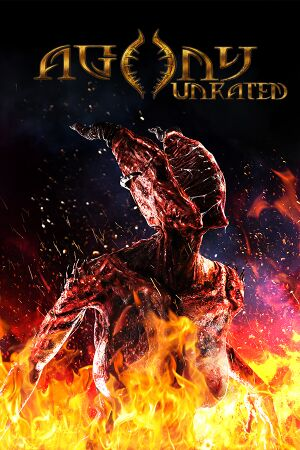 Agony Unrated cover
