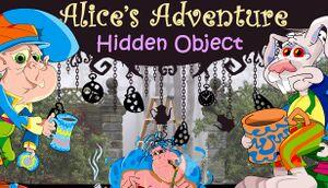 Alice's Adventures. Hidden Object cover