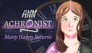 Ann Achronist: Many Happy Returns cover